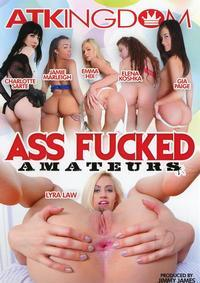 ASS FUCKED AMATEURS