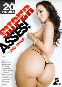 SUPER ASSES 5 DVD SET