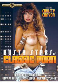 BUSTY STARS OF CLASSIC PORN
