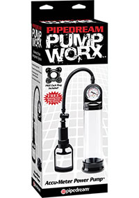 PUMP WORX ACCUMETER POWER PUMP