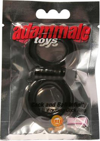 ADAM MALE TOYS COCK AND BALL INFINITY