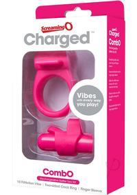 CHARGED COMBO KIT 1 PINK