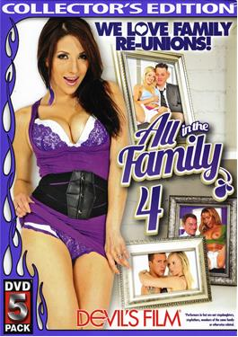 ALL IN THE FAMILY 4 (5 DISC BOX SET)