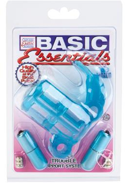 BASIC ESSENTIALS DOUBLE TROUBLE SYSTEM