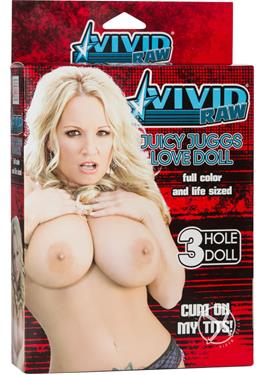 VIVID RAW JUICY JUGGS LOVE DOLL