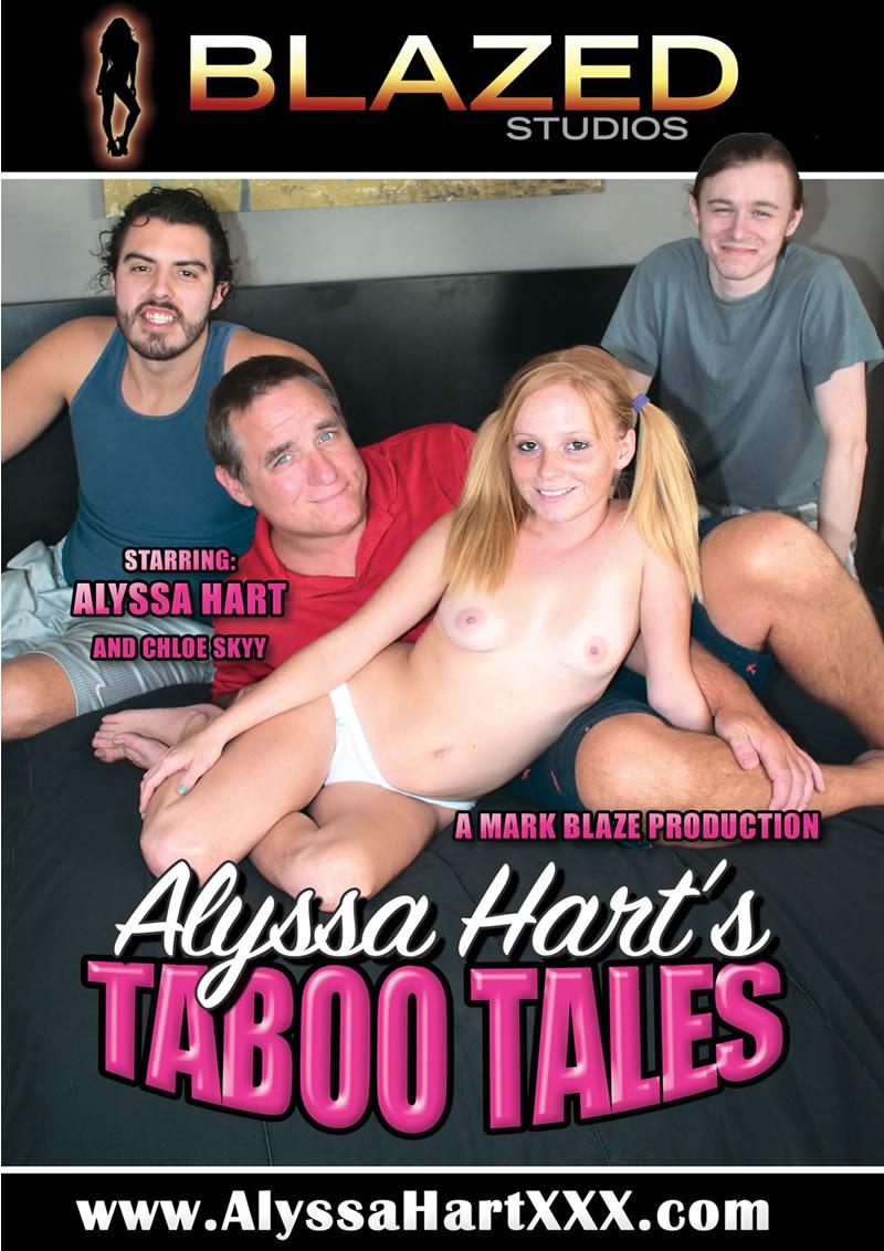 All In Alyssa Dvd Porn mensdvd   alyssa harts taboo tales